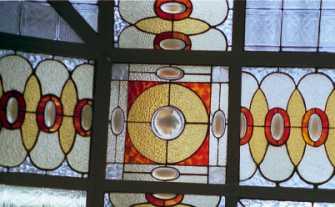 Kaposvár, üvegtető, Rozettastúdió
